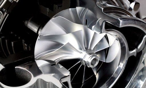 Billet turbo Santen Technics Turbochargers